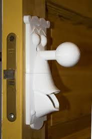 alice in wonderland doorhandle 3d print 146649