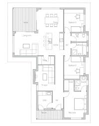 affordable house plans small house plan with three bedrooms suitable to narrow lot affordable building budget affordable house plans