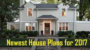 40 newest house plans for 2017