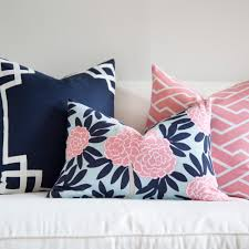 Navy And Pink Bedroom Teal Navy Blue Coral And Grayall The Colors I Want For My