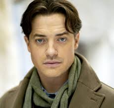 Middle Split Hair Style brendanfraser hairstyles & haircuts for men & women 1409 by wearticles.com