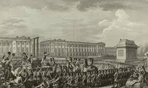 journalism of the french revolution guided history execution