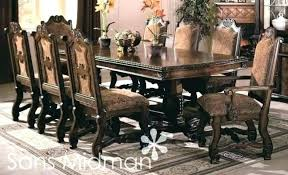 ... Medium Size Of Merlot 9 Piece Formal Dining Room Set Table 8 Chairs  Round Sets Seats