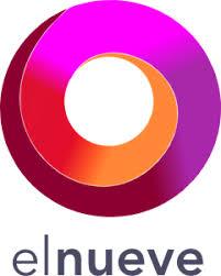 elnueve ls83 tv c 9 logo vector