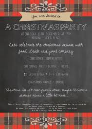 Free Christmas Party Invitation Template Christmas Party