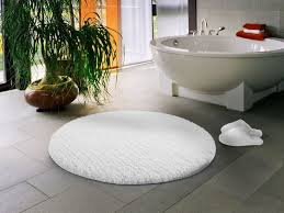 large round white bath rug designs tub mats bathroom rugs teal mat washable kitchen floor machine mandala tapestry safavieh area non slip backing world