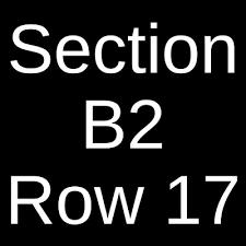 2 Elton John Tickets Nassau Coliseum 11 16 Sec 15 Row