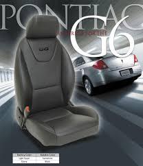 pontiac g6 katzkin leather seat upholstery