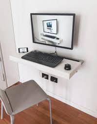 slim computer desk best