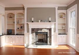 galeria bookcases wall unith built ins shelving traditional living room built living room