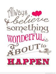 Believe Quotes Gorgeous Believe Quote Inspiring Wallpaper Shared By Quotes Sayings