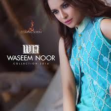 Waseem Noor Designer Waseem Noor Luxury Lucid Dreams Collection 2016