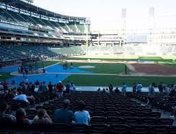 Guarenteed Rate Field Seating Chart Guaranteed Rate Field Section 125 Seat Views Seatgeek