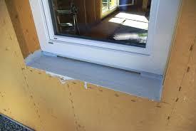 Fenstersims Innen Fensterbank Kaufen Montage Einbauen