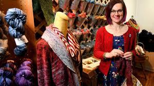 Handmade: Yarn Garden grows knitting, crocheting skills