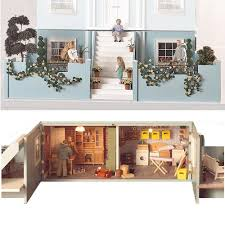 Dolls House Basements - Dolls house interior