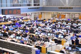 sales floor trading floor dynamics u s treasury securities