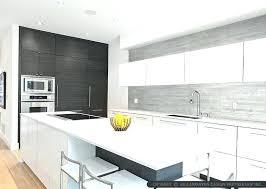 gray kitchen tile modern long white cabinet glass subway backsplash light white kitchen with tile