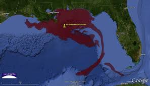 bp gulf oil spill cumulative oil slick footprints skytruth bp gulf oil spill cumulative oil slick footprints