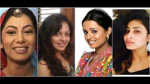 top 10 tv actresses without makeup television beautiful bahu bollywood news
