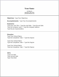jobs for no work experience resume template examples of resumes for students with no work