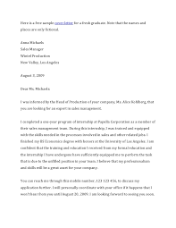 Cover Letter Sample For Student Teaching Cover Letter Example Create My Cover  Letter