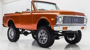 1972 Chevy K5 Blazer - YouTube