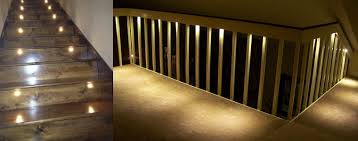 The Most Indoor Led Recessed Lights Dekor Lighting Intended For Recessed Stair  Lighting Decor