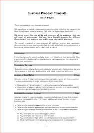 Business Proposal Template Free Download 24 Business Proposal Template Free Bookletemplateorg 7