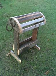 saddle stand made from recycled wood rack wooden stands saddle rack plans stand 4 contemporary wood