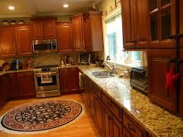 santa cecilia granite kitchen countertops