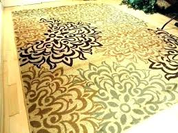square rugs casual 4 foot rug indoor outdoor area 4 foot square rug
