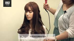 Self Hair Style my favorite korean long wavy hair style youtube 4354 by wearticles.com