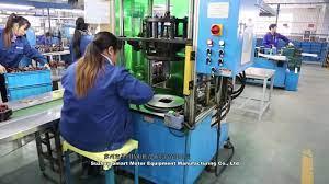 Üç Fazlı Çamaşır Makinesi Motoru Otomatik Stator Üretimi Nasıl Yapılır... -  YouTube