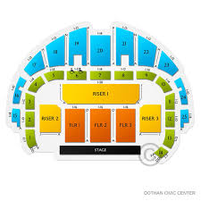 Ozark Civic Center Seating Chart The Price Is Right Live Thu Apr 2 2020 7 30 Pm Dothan