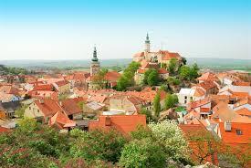 DAEN - Česko - Jižní Morava