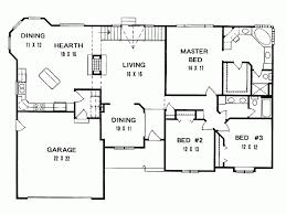 3 bedroom house plans pdf. eplans ranch house plan three bedroom 1957 square feet 3 plans pdf e