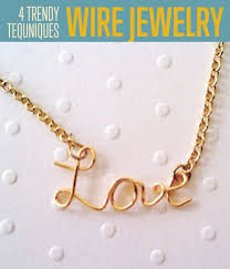 4 wire jewelry making techniques diy bracelets