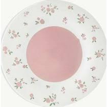 <b>Тарелка Pasabahce Pink</b> City обеденная 26см, стекло купить с ...