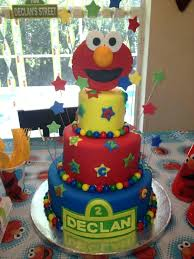 Elmo First Birthday Cakes Atair