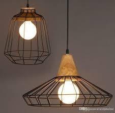 retro lighting pendants. discount retro loft led industrial pendnat lighting wooden pendant chandelier bar kitchen home decoration e27 edison light fixtures iron pulley lamp pendants