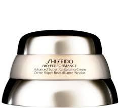 Shiseido creme revitalisante