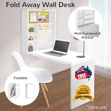 fold away office desk. PRODUCT INFORMATION. Where Space Is A Premium, This Foldable Computer Desk Fold Away Office I