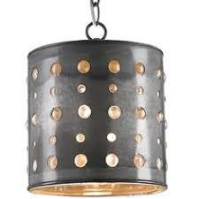 gl bubble tin pendant