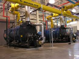two pass dry back scotch marine boilers series  200 hp boilers