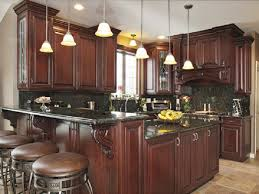 dark wood kitchen cabinets. Kitchen Photos Dark Cabinets Best Of Traditional With Magic Black Slate Tiles And Wood T