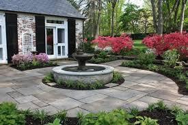 Small Picture Small Backyard Fountain Ideas Backyard Landscape Design