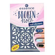 <b>Наклейки для ногтей</b> `ESSENCE` <b>BROKEN</b> HOLO тон 12 купить в ...