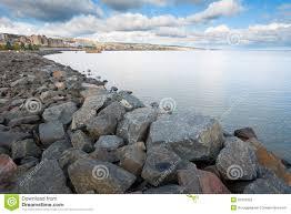 Lake Superior Coast Line Stock Image Image Of Light 34792325