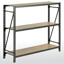 3 shelf mini welded rack bronze